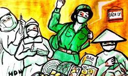Thư Sài Gòn (số 24): Những chiếc tàu bay giấy thả từ tầng cao chung cư...