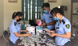 Phạt 10 triệu đồng một phụ nữ thu mua kit test nhanh COVID-19 trôi nổi về bán kiếm lời