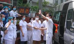 Bệnh viện Hữu Nghị tiếp tục chi viện Tiền Giang chống dịch