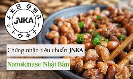 Phòng ngừa đột quỵ bằng các sản phẩm đạt chứng nhận JNKA