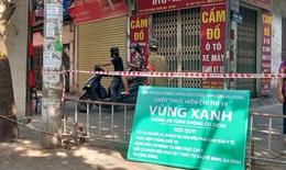 """Hà Nội: Gần 400 chốt """"vùng xanh"""" ngăn dịch ở Hoàng Mai"""