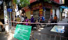 Tối 5/8, Hà Nội ghi nhận ca mắc mới ở 8 quận huyện