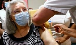 Tiêm vaccine trong viện dưỡng lão giúp giảm số ca mắc COVID-19