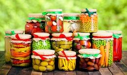 Thực phẩm lên men không tốt cho người mắc ung thư đường tiêu hóa