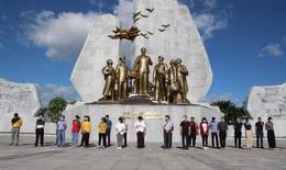 Thêm 50 cán bộ y tế Quảng Bình sẽ vào miền Nam chống dịch