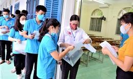 Gần 12.000 thí sinh hoàn thành 2 bài thi tốt nghiệp THPT đợt 2