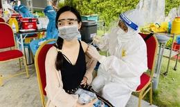 """Công viên sang chảnh """"biến hình"""" thành điểm tiêm chủng lưu động vaccine COVID-19"""