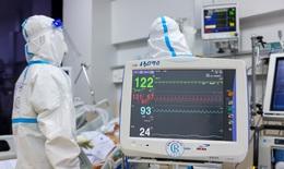 Phóng viên ảnh kể chuyện theo chân 'bác sĩ 91' ở Bệnh viện Hồi sức COVID-19