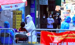 59 người ở Hà Nội phát hiện dương tính SARS-CoV-2 trong 24 giờ