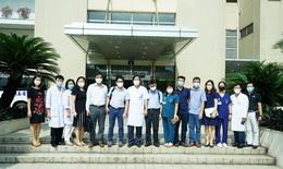 6 chuyên gia đầu ngành của BV Bạch Mai chi viện TP.HCM