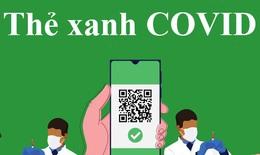 """""""Thẻ xanh COVID"""" đồng hành cùng lộ trình mở cửa kinh tế tại TP.HCM"""