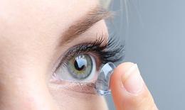 6 điều cần lưu ý khi đeo kính áp tròng tạo màu mắt không... thuần chủng