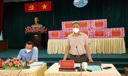 """Thứ trưởng Bộ Y tế chỉ ra 4 nhiệm vụ phải làm nếu muốn Cần Giờ """"sạch"""" COVID-19 sau 15/9"""