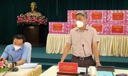 """Thứ trưởng Bộ Y tế: Cần xây dựng """"ngân hàng máu"""" ngay tuyến huyện, chủ động cho điều trị bệnh nhân COVID-19"""