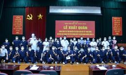 Lần thứ 3, BV Nội tiết Trung ương cử đoàn cán bộ chống dịch chi viện miền Nam