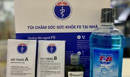 Sát khuẩn họng thường xuyên phòng ngừa dịch bệnh
