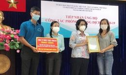 Công ty TNHH Y Dược Kinh Đô tài trợ An Hầu Đan cho các gia đình có người mắc viêm đường hô hấp tại TP Hồ Chí Minh