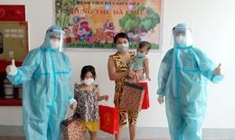 Nhịp sống bên trong Bệnh viện dã chiến số 4 ở Nghệ An