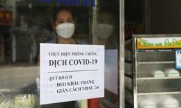 8 quận/huyện nào ở Hà Nội không được bán hàng ăn uống mang về?