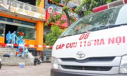 Chung cư ở Đền Lừ thêm ca mắc, Hà Nội đã tiêm 5,95 triệu liều vaccine