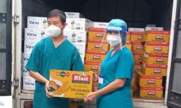 Ấm lòng mùa dịch: Tập đoàn Masan tiếp sức 150.000 hộp sữa đến bệnh nhân COVID-19 tại Thành phố Hồ Chí Minh