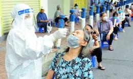 Bộ Y tế hướng dẫn xét nghiệm và một số biện pháp phòng chống dịch khi giãn cách, tăng cường giãn cách xã hội