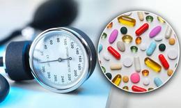 Thuốc kháng histamine có làm tăng huyết áp?