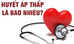 4 bài thuốc cho người huyết áp thấp