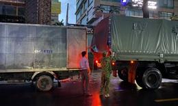 Trao 100.000 kit test COVID-19 hỗ trợ Tiền Giang phòng, chống dịch