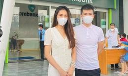 Công Vinh, Thủy Tiên tuyên bố sẽ kiện tất cả những ai vu khống ăn chặn tiền từ thiện