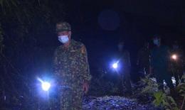 Những chiến sĩ 'vượt nắng, thắng mưa' nơi tuyến đầu chống dịch ở Thừa Thiên Huế