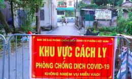 Điểm nóng phường Việt Hưng gia tăng ca mắc, hơn 1.100 người lấy mẫu xét nghiệm COVID-19
