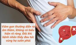 Muốn bệnh viêm gan nhanh khỏi cần chú ý chế độ bổ sung đúng cách
