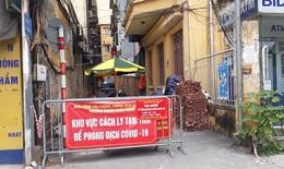 'Điểm nóng' Thanh Xuân Trung của Hà Nội đón người dân đầu tiên trở về nhà
