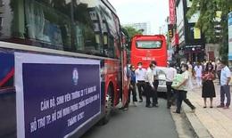 70 sinh viên Cao đẳng Y tế Khánh Hòa hỗ trợ chống dịch tại TP Hồ Chí Minh