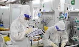 Bên trong Trung tâm Hồi sức tích cực COVID-19 Bệnh viện Việt Đức tại TP HCM