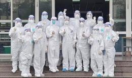 Hơn 18.000 F0 ở Bệnh viện Dã chiến số 1 TP.HCM xuất viện