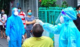 Hà Nội phát hiện ca COVID-19 cộng đồng ở công trường MB Nam An Khánh