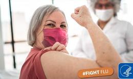 CDC Mỹ: Có thể tiêm đồng thời vaccine COVID-19 và vaccine cúm