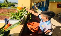 'Những ngày không quên' của 70 học sinh trong khu cách ly F1 ở Thừa Thiên Huế
