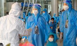 Lâm Đồng: 429 thai phụ và người thân được trở về địa phương an toàn