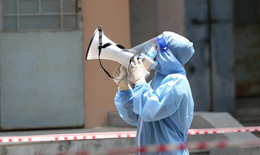 Các trạm y tế phải quản lý chặt F0 trên địa bàn