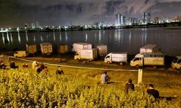Hà Nội: Xử phạt 240 triệu đồng nhóm tiểu thương lập chợ hải sản không phép trong đêm