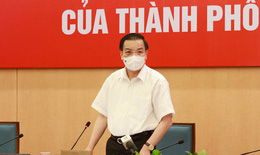 Chủ tịch Hà Nội: Hai ngày tới không xử phạt các lỗi liên quan đến giấy đi đường