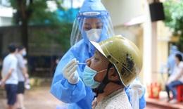 [Ảnh] Hà Nội hoàn thành lấy 1 triệu mẫu xét nghiệm, từ mai sẽ phân theo 3 vùng ngăn dịch lây lan