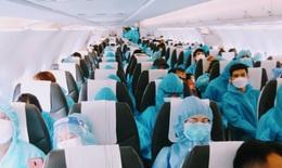 Phát hiện ca dương tính trên chuyến bay đón công dân Bắc Giang hồi hương