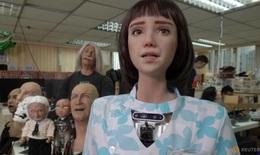 Cửa sổ văn hóa: Nữ nhân Grace, robot hỗ trợ cảm xúc con người