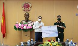 Bộ Y tế tiếp nhận 1 triệu khẩu trang đạt chuẩn N95 trị giá 40 tỷ đồng