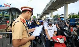 Hà Nội lại chưa bắt buộc người dân sử dụng giấy đi đường mới từ ngày 8/9