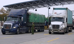 Gỡ vướng kịp thời, hiệu quả hoạt động vận tải, lưu thông hàng hóa